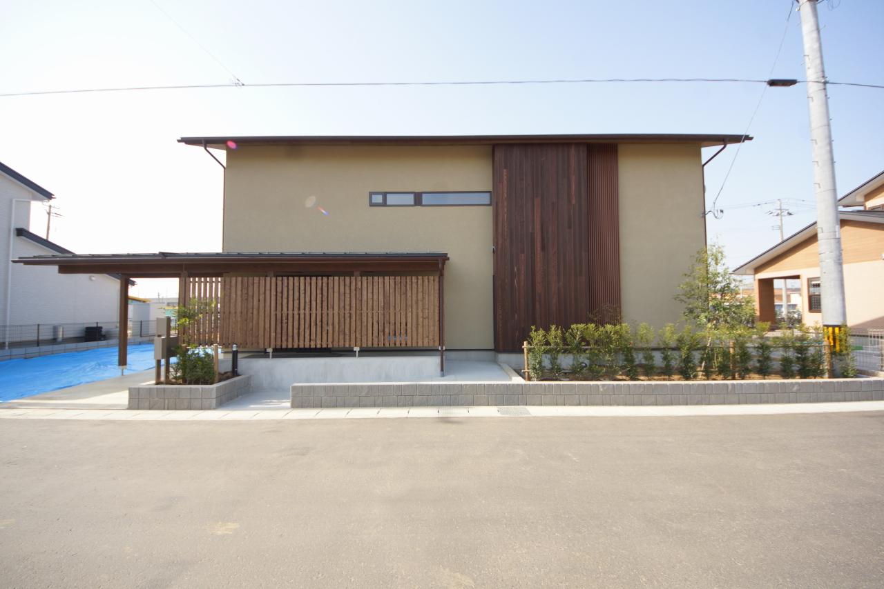 美田園の家