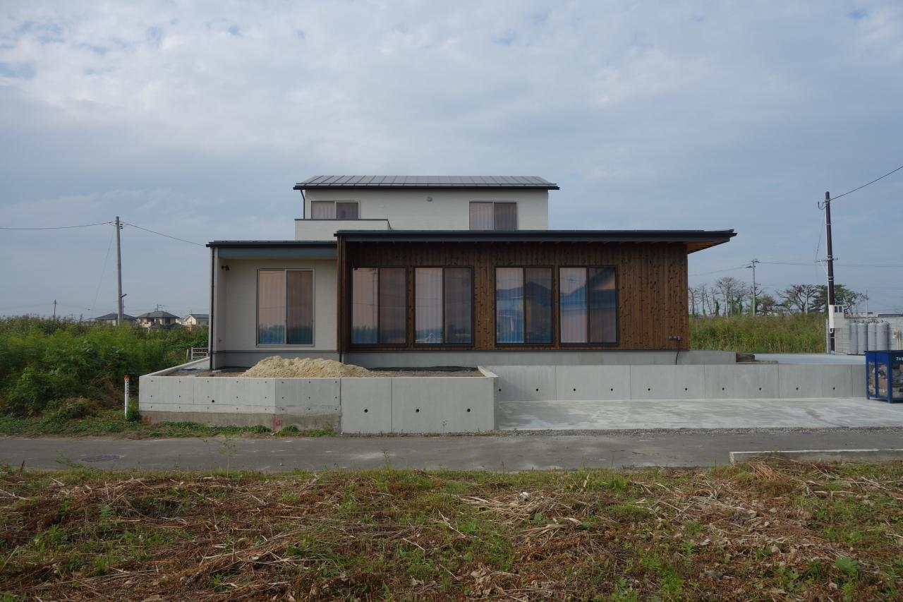 鳥の海の家