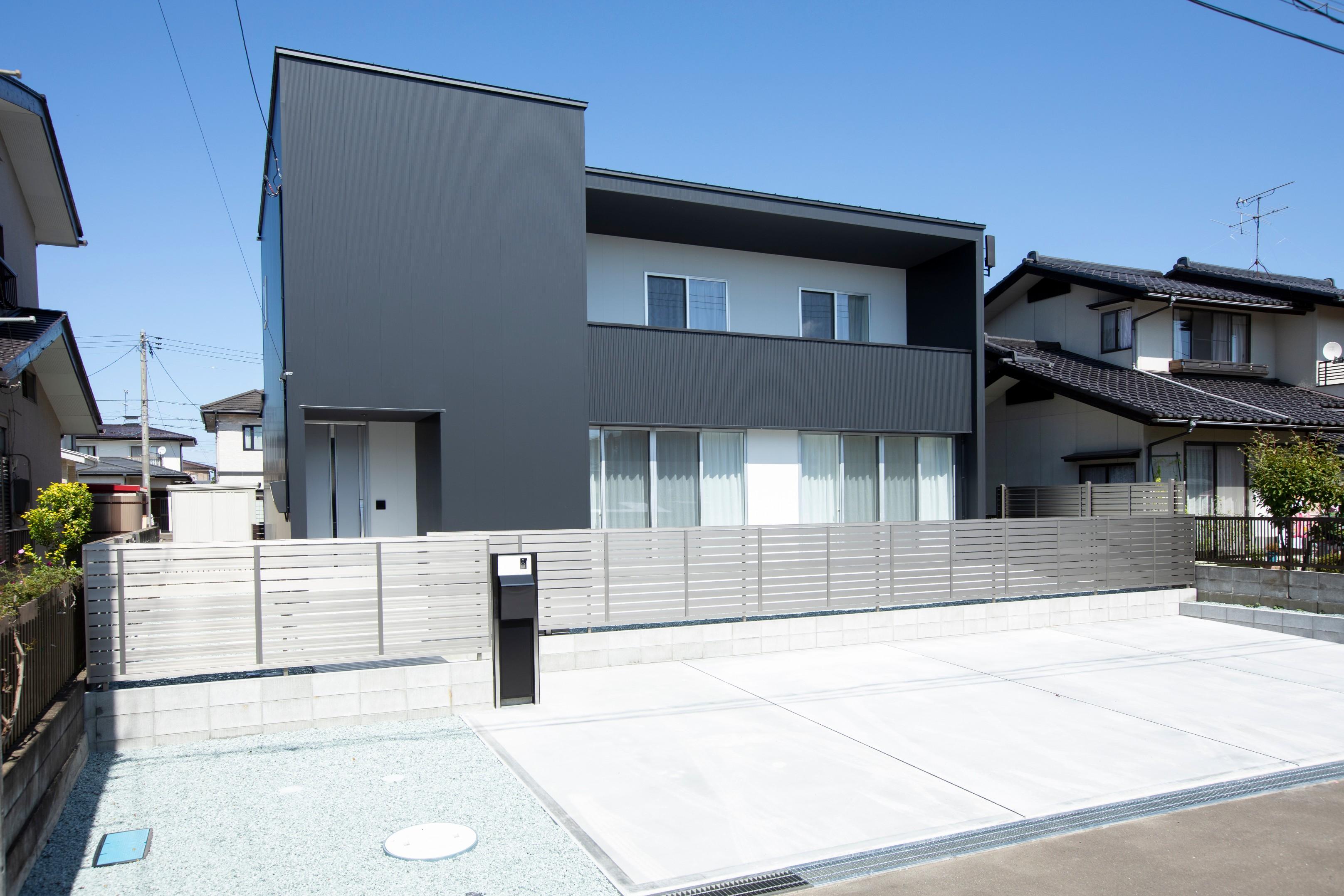 shirokuroの家